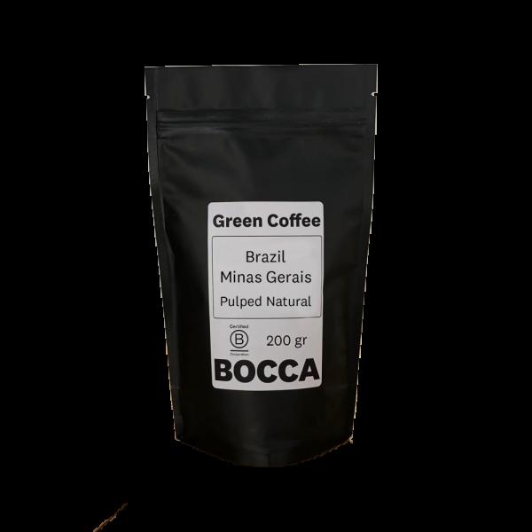 Green coffee Brazil