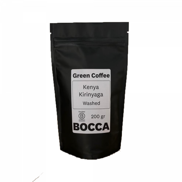 Green coffee Kenya