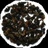 Oolong dark pearls tea